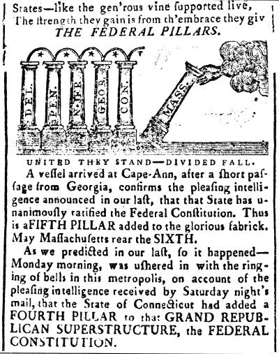 Mass Centinel, Jan30,1788