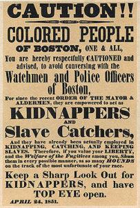 slave kidnap poster